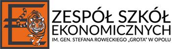 Logo Zespołu Szkół Ekonomicznych w Opolu