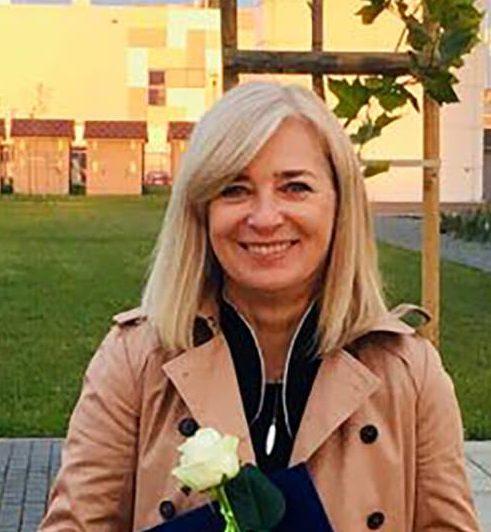 Prof. Lucyna Ożarowska